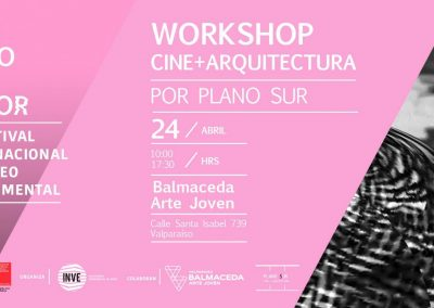 WorkShop CINE + ARQUITECTURA